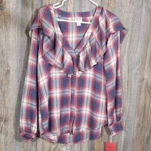 Mossimo  Small Blause  new